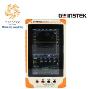 Máy hiện sóng cầm tay, Model: GDS-210 (100MHz, 1M Point/kênh)