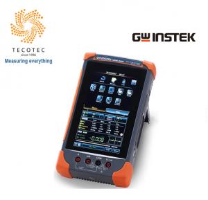 Máy hiện sóng cầm tay, Model: GDS-310 (100MHz, 5M Point/kênh)