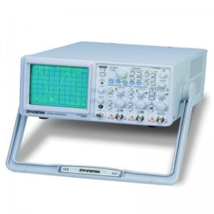 Máy hiện sóng Analog tương tự/ số 30MHz, Model: GRS-6032A