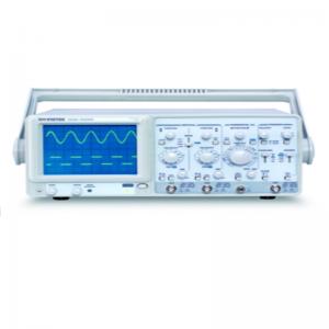 Máy hiện sóng Analog tương tự 20Mhz, Model: GOS-622G