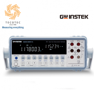 Đồng hồ vạn năng Digital, Model: GDM-8261A (DCV 1000V, 100MΩ, 10A)