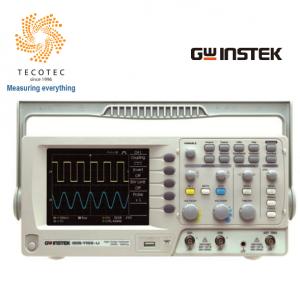 Máy hiện sóng số, Model: GDS-1102A-U (100Mhz, 2 CH,1Gsa/s)