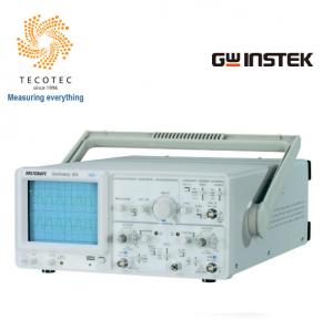 Máy hiện sóng tương tự (30Mhz, 2CH), Model: GOS-630