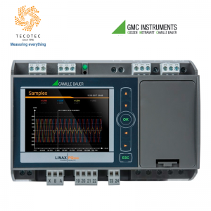Thiết bị đo, giám sát chất lượng điện năng, Model: LINAX PQ5000
