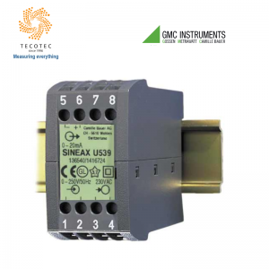 Bộ chuyển đổi tín hiệu điện áp AC, Model: SINEAX U539