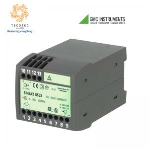 Bộ chuyển đổi tín hiệu điện áp AC, Model: SINEAX U553