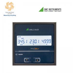 Đồng hồ giám sát điện năng, Model: SIRAX BM1200
