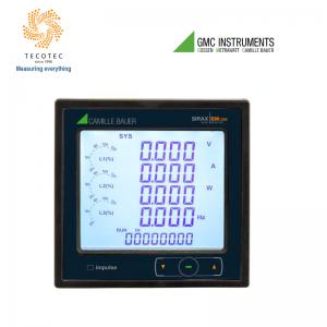 Đồng hồ giám sát điện năng, Model: SIRAX BM1250