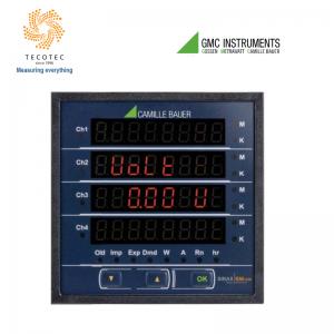 Đồng hồ giám sát điện một chiều, Model: SIRAX BM1450