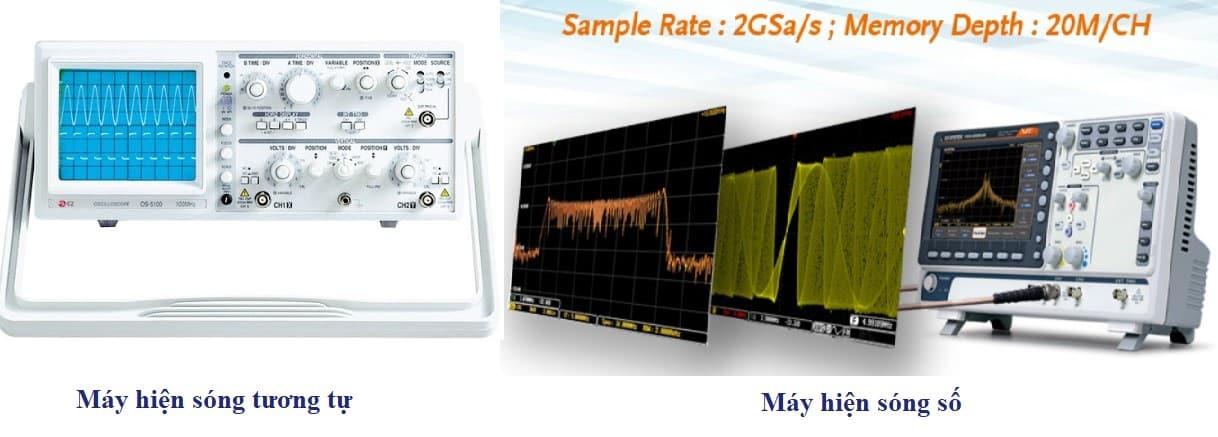 Type Oscilloscope