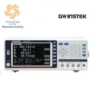 Máy đo LCR tần số cao, Model: LCR-8210 (10Hz ~ 10 MHz; 0.08%)