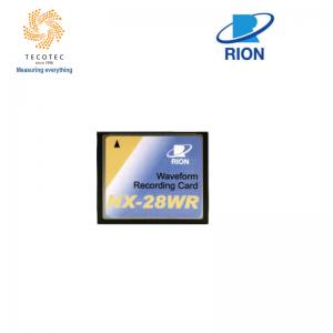 Card ghi dạng sóng, Model: NX-28WR