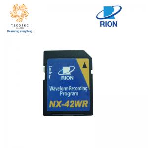 Card chương trình ghi dạng sóng, Model: NX-42WR