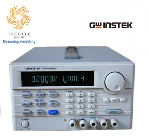 Nguồn lập trình 2 dải (60V, 6A, 200W, 1CH), Model: PSM-6003