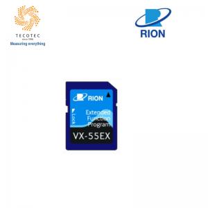 Card chương trình mở rộng, Model: VX-55EX