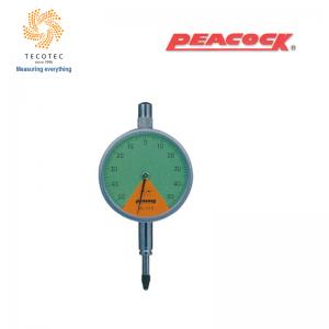 Đồng hồ so chân thẳng Peacock (1.0mm, 0.01 mm), Model: 117Z