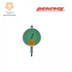 Đồng hồ so chân thẳng Peacock (0.16 mm, 0.001 mm), Model: 15DZ