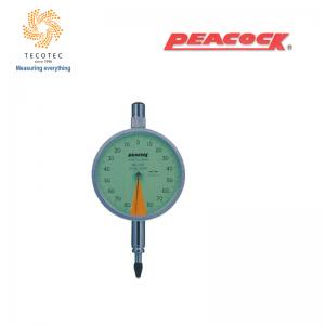 Đồng hồ so chân thẳng Peacock (0.16 mm, 0.001 mm), Model: 15Z