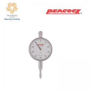 Đồng hồ so tiêu chuẩn Peacock (1mm, 0.01mm), Model: 17