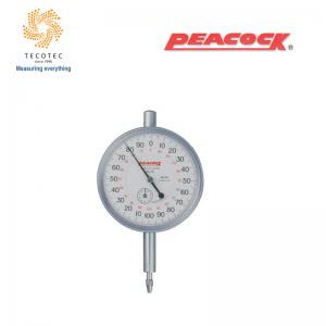 Đồng hồ so tiêu chuẩn Peacock (2mm, 0.001 mm), Model: 25