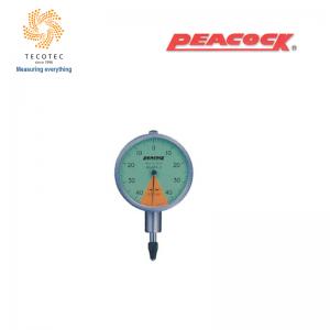 Đồng hồ so chân thẳng Peacock (0.8mm, 0.01 mm), Model: 47SZ