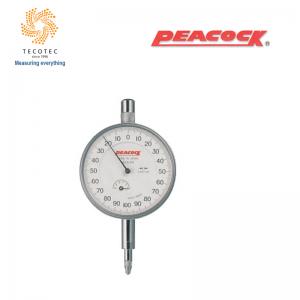 Đồng hồ so tiêu chuẩn Peacock (1mm, 0.001 mm), Model: 5-DX