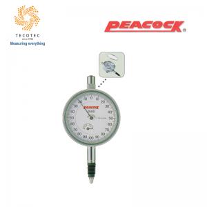 Đồng hồ so tiêu chuẩn Peacock (1mm, 0.001 mm), Model: 5-SWF