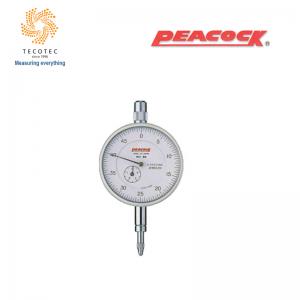 Đồng hồ so tiêu chuẩn Peacock (5mm, 0.005mm), Model: 56