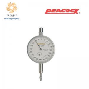 Đồng hồ so tiêu chuẩn Peacock (1mm, 0.001 mm), Model: 5B-HG
