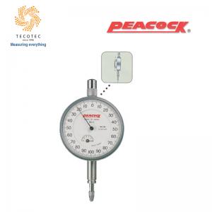 Đồng hồ so tiêu chuẩn Peacock (1mm, 0.001 mm), Model: 5F