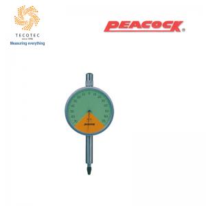Đồng hồ so chân thẳng Peacock (0.14 mm, 0.001 mm), Model: 5Z-XB