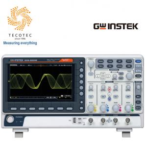 Máy hiện sóng số, Model: GDS-2204E (200Mhz, 4 kênh, 1Gsa/s)