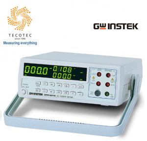 Máy đo công suất AC (True RMS, 640V, 20.48A), Model: GPM-8212