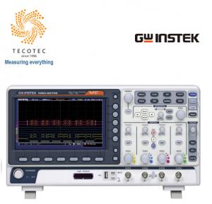 Máy hiện sóng, Model: MSO-2074EA (70Mhz, 4 kênh, phân tích logic, 1 Gsa/s, Phát xung)