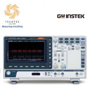 Máy hiện sóng, Model: MSO-2102EA (100Mhz, 2 kênh, phân tích logic, 1 Gsa/s, Phát xung)