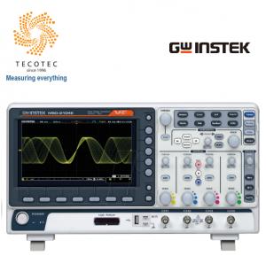 Máy hiện sóng, Model: MSO-2104E (100Mhz, 4 kênh, phân tích logic, 1 Gsa/s)