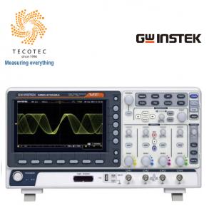 Máy hiện sóng, Model: MSO-2104EA (100Mhz, 4 kênh, phân tích logic, 1 Gsa/s, Phát xung)