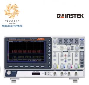 Máy hiện sóng, Model: MSO-2204E (200Mhz, 4 kênh, phân tích logic, 1 Gsa/s)