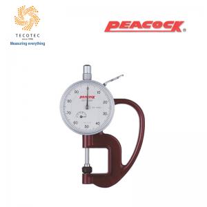 Đồng hồ đo độ dày Peacock, Model: 4600