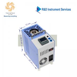 Máy hiệu chuẩn nhiệt độ khô (30~400°C, ±0.6°C), Model: 400-TS