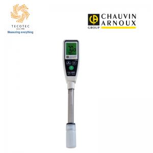 Thiết bị kiểm tra nhiệt độ, độ pH của nước, Model: C.A 10001
