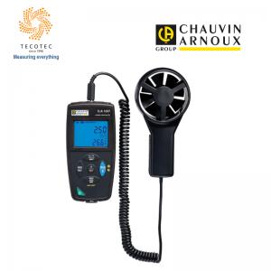 Máy đo gió, đo nhiệt độ, Model: CA 1227