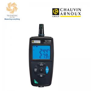 Máy đo nhiệt độ - độ ẩm, Model: CA 1246