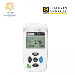 Máy đo khí CO2-nhiệt độ-độ ẩm, Model: CA 1510