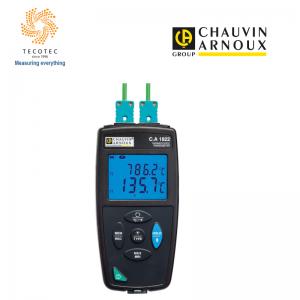 Bộ ghi máy đo nhiệt độ tiếp xúc, Model: CA 1822