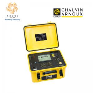 Thiết bị đo điện trở cách điện, Model: C.A 6550