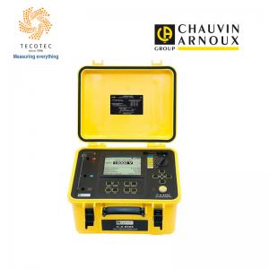 Thiết bị đo điện trở cách điện, Model: C.A 6555