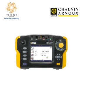 Thiết bị kiểm tra lắp đặt điện đa chức năng, CA 6116N