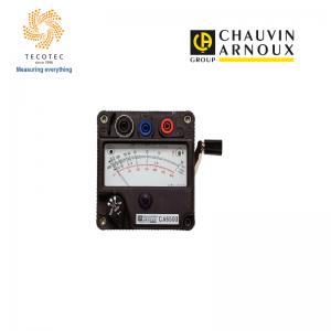 Máy đo điện trở cách điện có tay quay, Model: C.A 6503