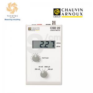 Máy đo độ dẫn điện, Model: CSD 22
